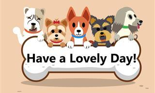 Wish Someone a Lovely Day!