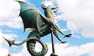 6 Dragons Found in Different Mythologies of the World