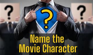 Movie Quiz: Name the Famous Movie Characters
