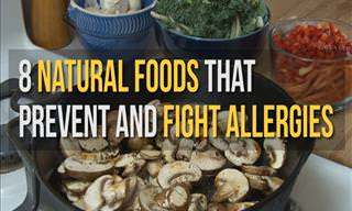 Foods That Prevent and Alleviate Allergies