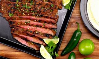 Easy and Authentic Carne Asada