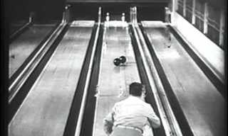 70 Years Later, This Bowling Master Is Still Impressive!
