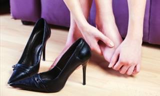 Ways to Make a Foot Cramp Stop