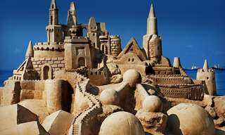 Check Out These Amazingly Intricate Sandcastles, Especially #10!