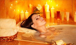 The Many Health Benefits of Taking a Hot Bath