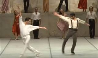 Zorba The Greek Ballet Performance