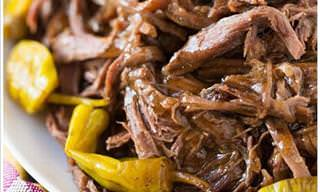 The Super-Simple Mississippi Pot Roast Recipe