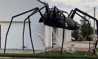 18 Haunted Halloween Houses That Will Blow You Away!