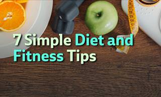 Diet and Fitness Tips That Really Work