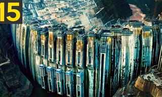 Marvel at the World's Most Impressive Megaprojects