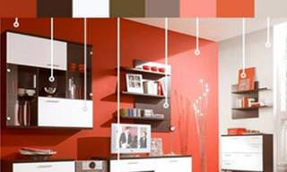 A Complete Guide For How to Use Color in the Home
