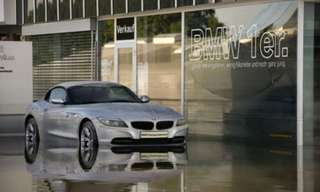 What a Shame - New Cars Flooded!