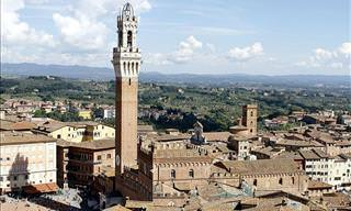 12 Recommended Sites in Siena, Italy