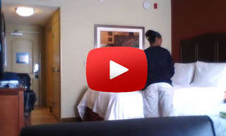 What Happens in a Hotel When You Leave?