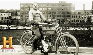 How One Race Made Harley Davidson's Fame
