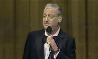 Rodney Dangerfield, The Man of a Million One liners!