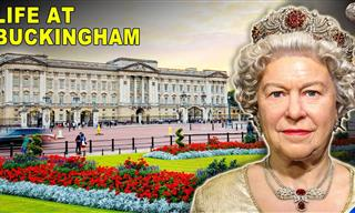 Living at Buckingham Palace - What Is It Like?