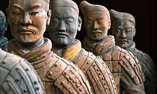 Behold - the Terracotta Army