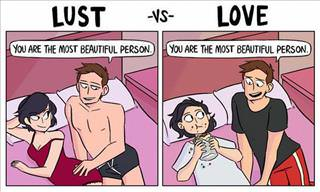 12 Funny Comic Strips That Couples Will Relate to