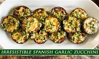 Learn How to Make the Irresistible Spanish Garlic Zucchini