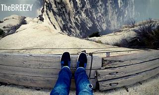 Would You Ever Attempt These 10 Frightening Hiking Trails?