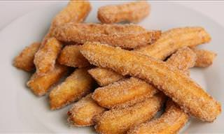 How to Make Delicious Churros at Home