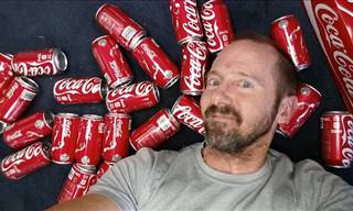 The Shocking Story of the Man who Drank Coke Everyday