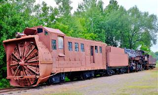 10 of the Most Amazing Trains Ever Built