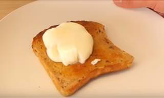 So THIS Is How You Make the Perfect Poached Egg