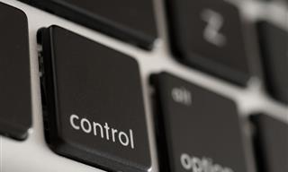 20 Keyboard Shortcuts Using the Control Key