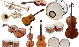 Quiz: What Musical Instrument Are You?