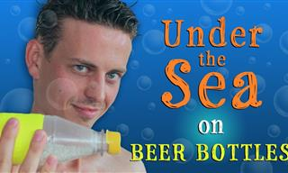 """""""Under The Sea"""" Played on BOTTLES?!?"""