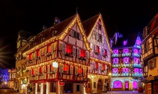 12 Picturesque Festive Locations for the Winter Holidays