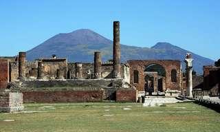 A Dangerous Volcano: Mount Vesuvius!