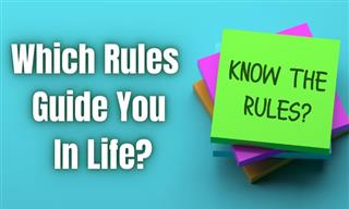 Personality Test: Which Rules of Life Do You Follow?