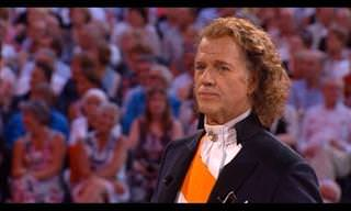 Andre Rieu Does it Again: I'll Never Let You Go...