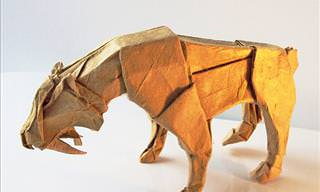 These Origami Artists Are Fantastic!
