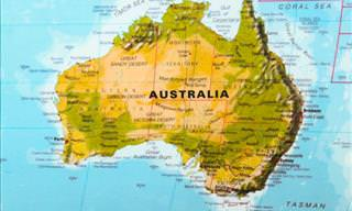 Interactive Map: The Beauty of Australia