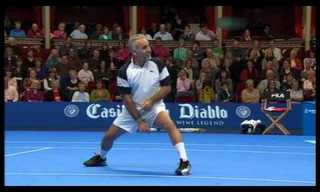 The world's funniest Tennis Player!