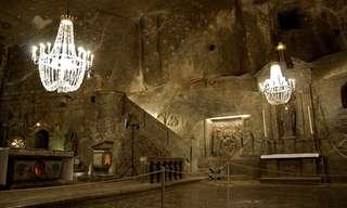 The Incredible Wieliczka Salt Mine