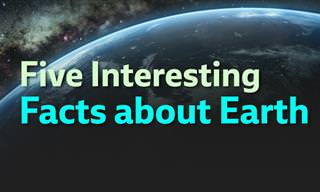 5 Intriguing Facts About Earth