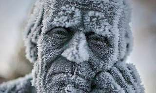 Winter, the Cold-Hearted Sculptor