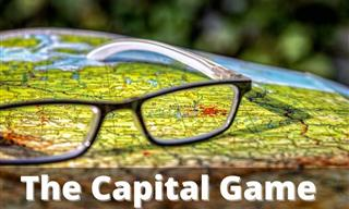 Quiz: Let's Play the Capital Game!
