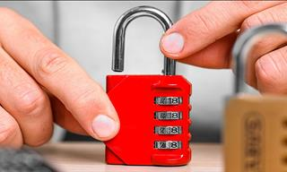 Combination Locks Are Not As Safe As You Think