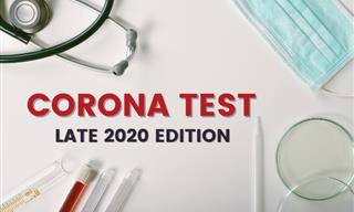 Corona Test: How Much Do You Know NOW?