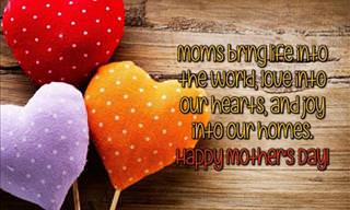 Wishing You a Happy Mother's Day!