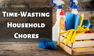 Time-Wasting Household Tasks That You Can Avoid Doing