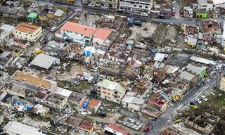 Photos of Damage Caused by Hurricane Irma