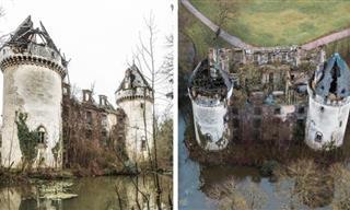 The Eerie Beauty of Abandoned European Buildings