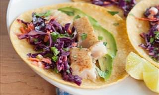 How to Make Divine Fish Tacos